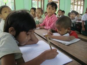 Myanmar, Ausbildung, Schule