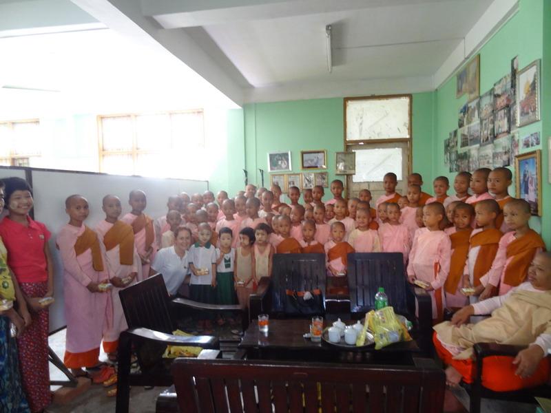 Zu Besuch bei den kleinen Nonnen