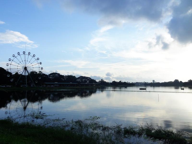 Inya Lake - Yangon von seiner schönsten Seite