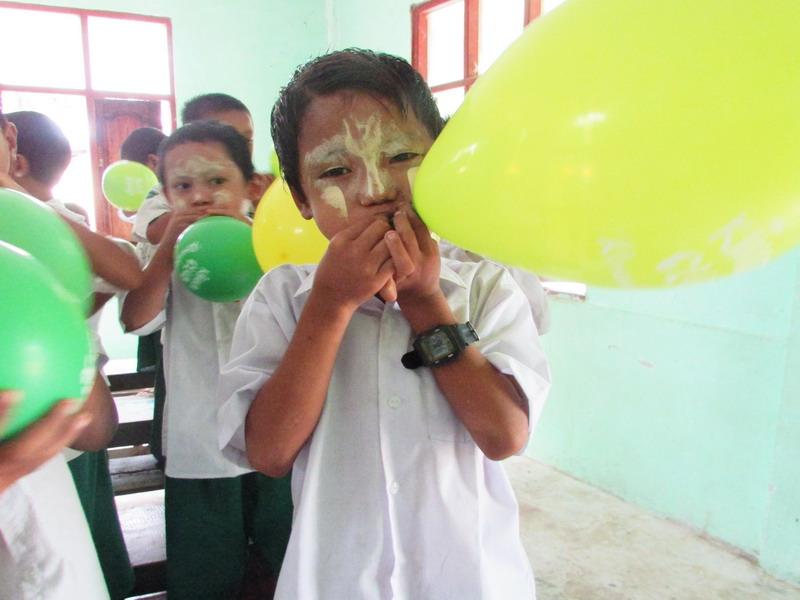 Luftballone für alle!