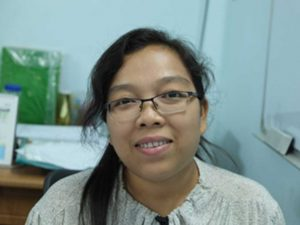 Ms. Cho Thandar Win
