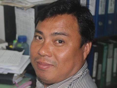 Mr. Sanju Moy Chakma